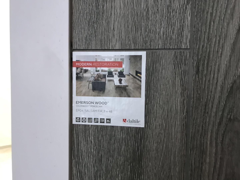 ibs展作为美国建材市场交易平台,大部分参展的产品都是木地板,复合