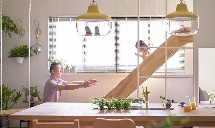"""怎样设计出有趣的亲子住宅?""""先得了解这家人的教育方式"""""""